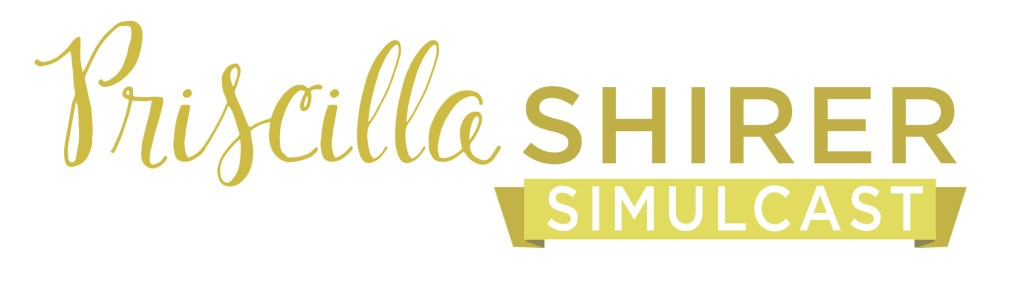 Top 3 Reasons You Want to Win the Priscilla Shirer Simulcast