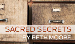 New from Beth Moore!