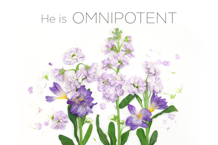 Attributes of God | He is Omnipotent