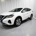 Woodhouse New 2020 Nissan Murano For Sale Nissan Woodhouse Place