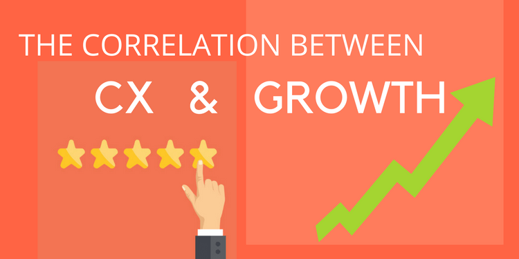 There is a Correlation between CX and Revenue Growth – and Here's the Data to Back It Up