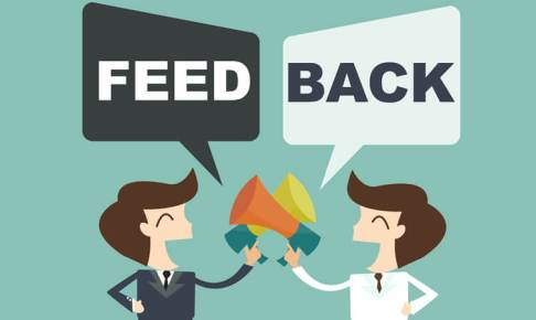 feedback divulgar cursos online