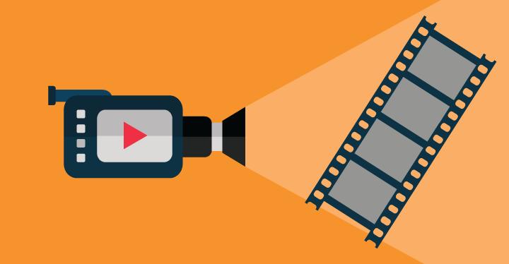 como gravar vídeo aulas