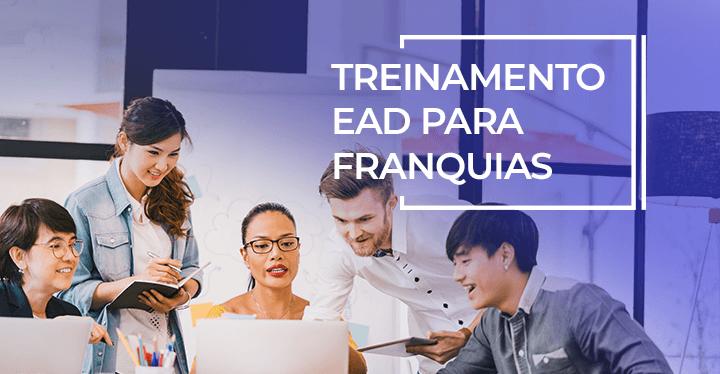 treinamentos EAD para franquias