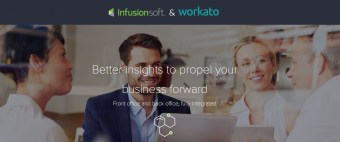 Connect Infusionsoft apps with Workato!
