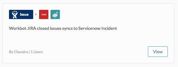ServiceNow Jira