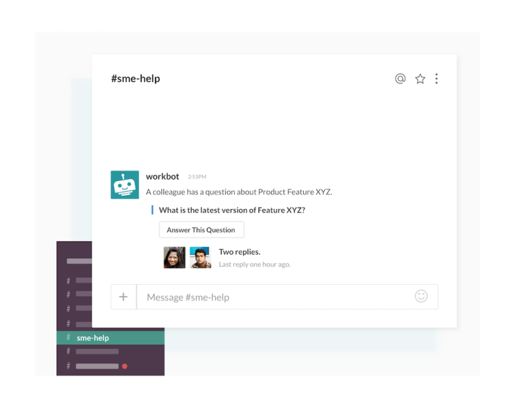 How Tenable Uses Workbot to Create an Intelligent Help Desk in Slack