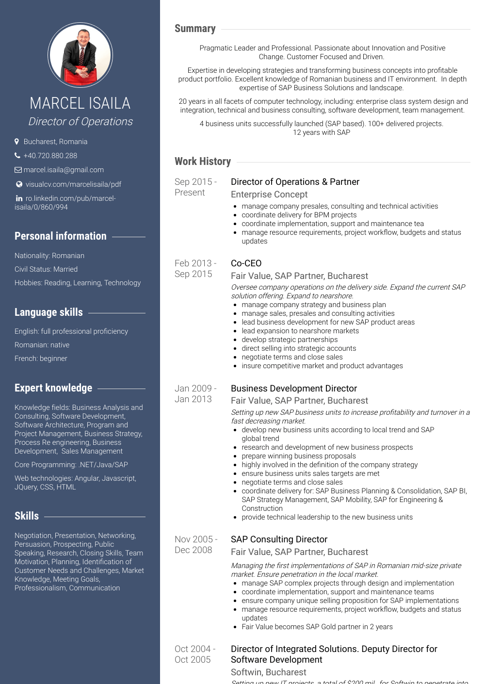 creating resume examples