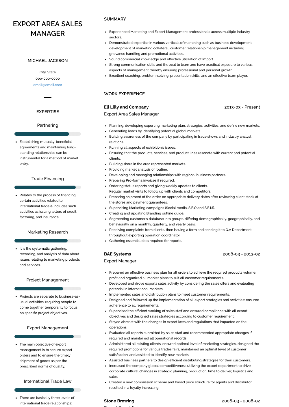 it manager resume samples and writing guide