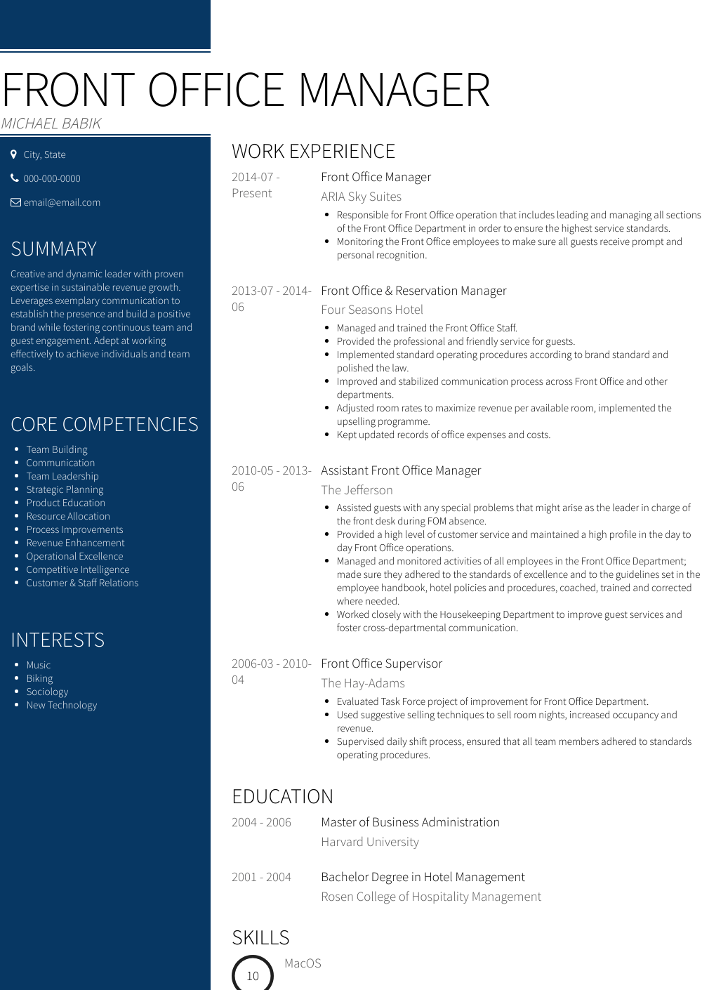Office Resume Template 91 Office Manager Resume Template Office Manager Resume