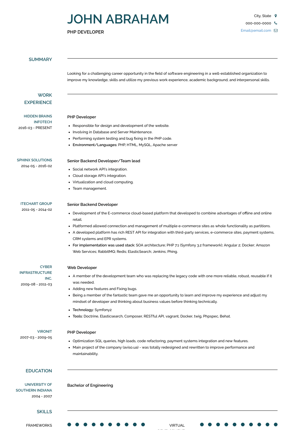 how to make a cover page for a resumes