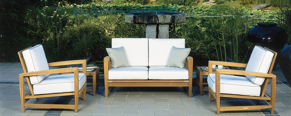 kingsley bate amalfi club chair stationery office northern virginia teak outdoor furniture washington dc collection by