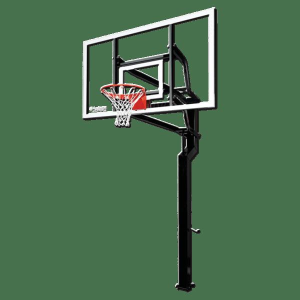 MVP Signature Series Inground Basketball Hoop
