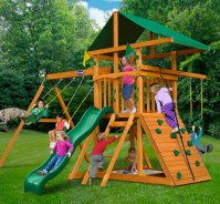 Backyard Leisure can create an oasis for your family! Hot ...