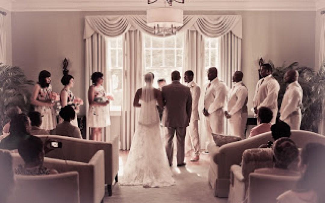 Wedding Wednesday!
