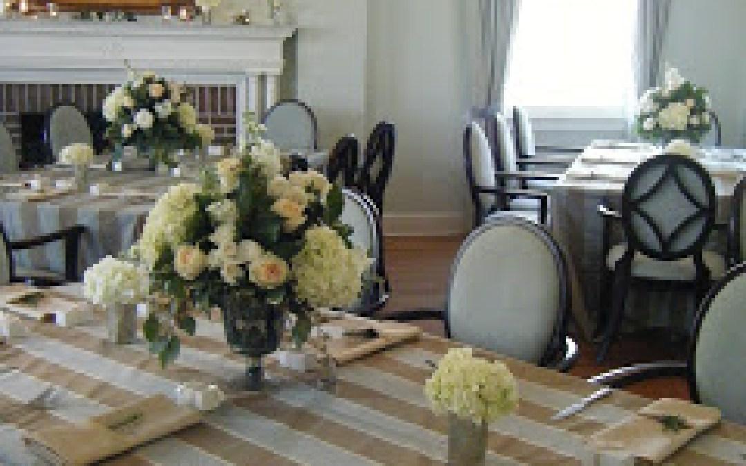 Elegant Wedding Luncheon