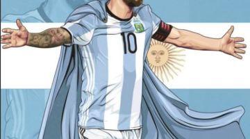 VIDEO: 'Despacito' la versión argentina para apoyar aMessi