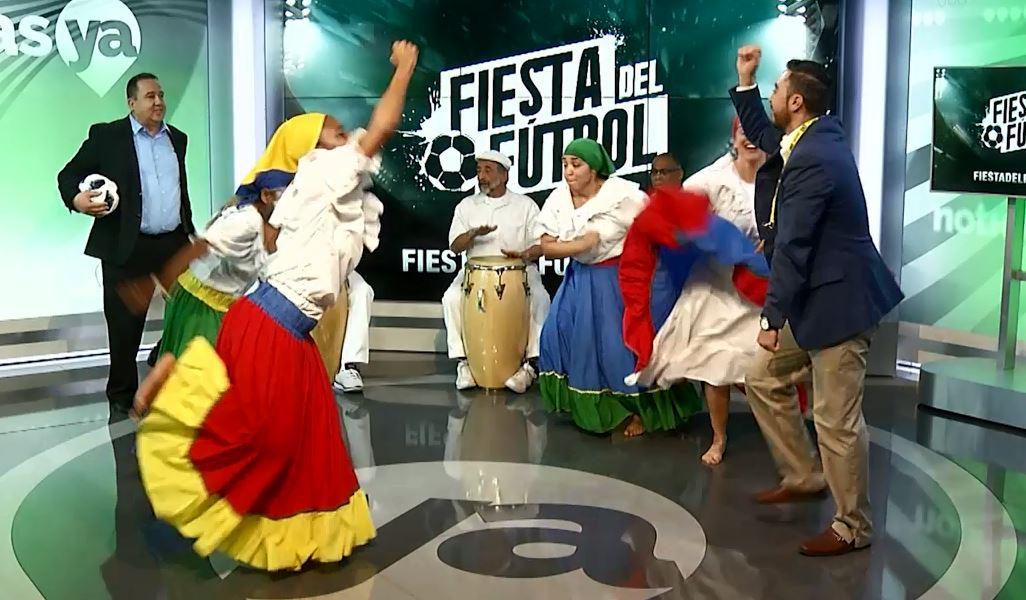 Las selecciones de África se preparan para la fiesta delfutbol