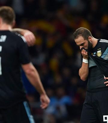 España vapuleó a una Argentina que no tuvorespuestas
