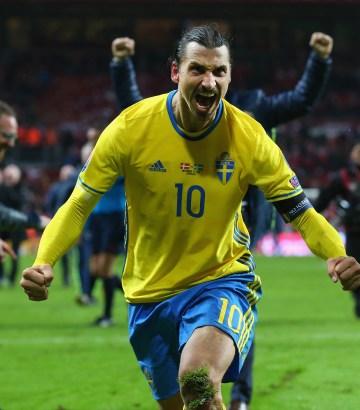 Zlatan Ibrahimovic no jugará elMundial