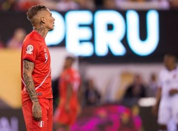 Paolo Guerrero no podrá jugar el Mundial en nuevofallo
