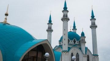 Visita la antigua Kazán durante este mundial