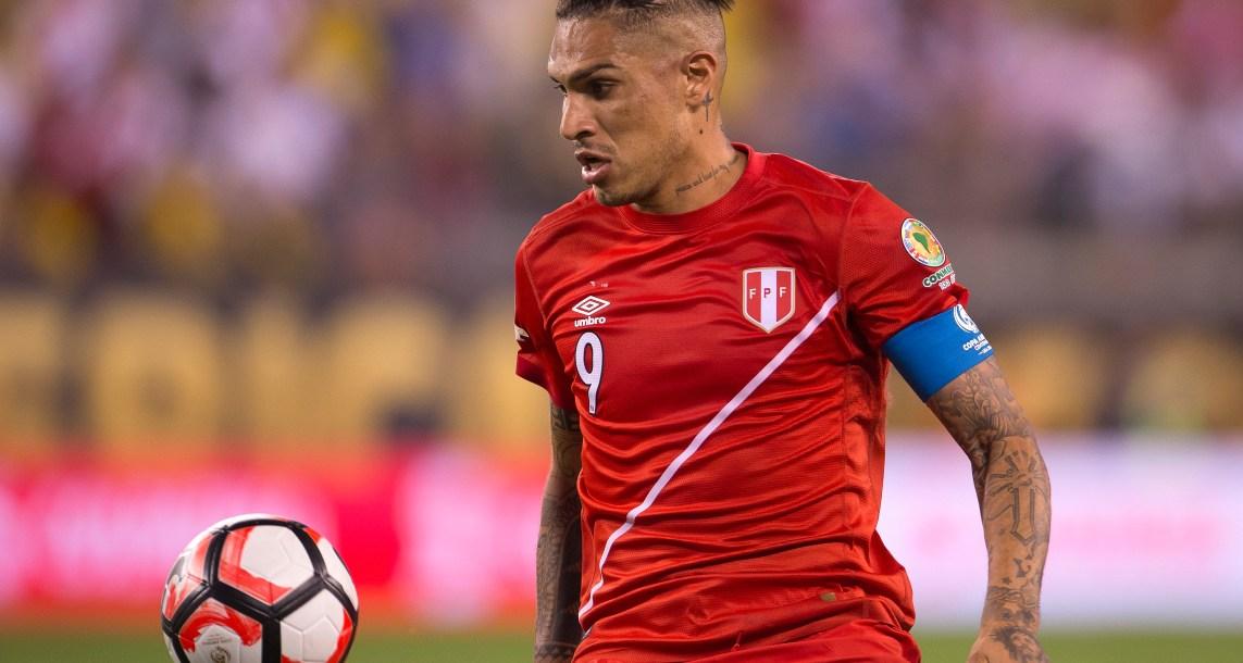 Rivales de Perú le piden a la FIFA porGuerrero