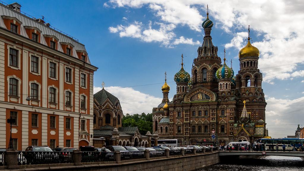 San Petesburgo es la segunda sede mundialista másgrande