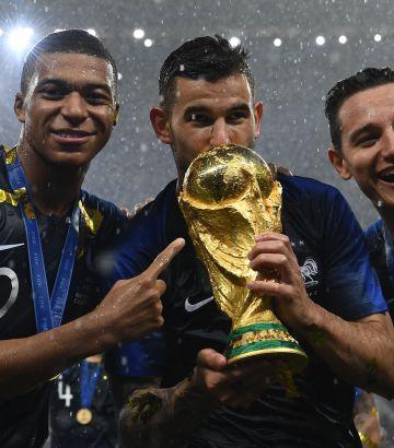 francia gana mundial