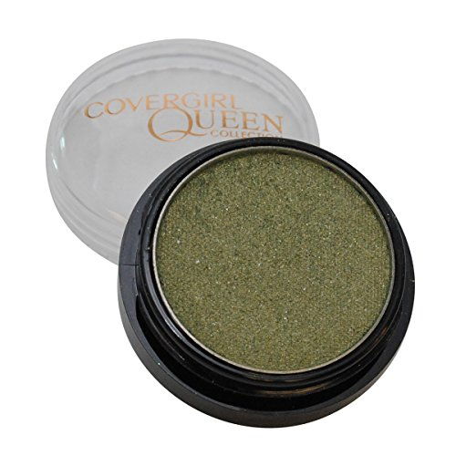 CoverGirl Queen Collection Eye Shadow – Green Glimmer Q180