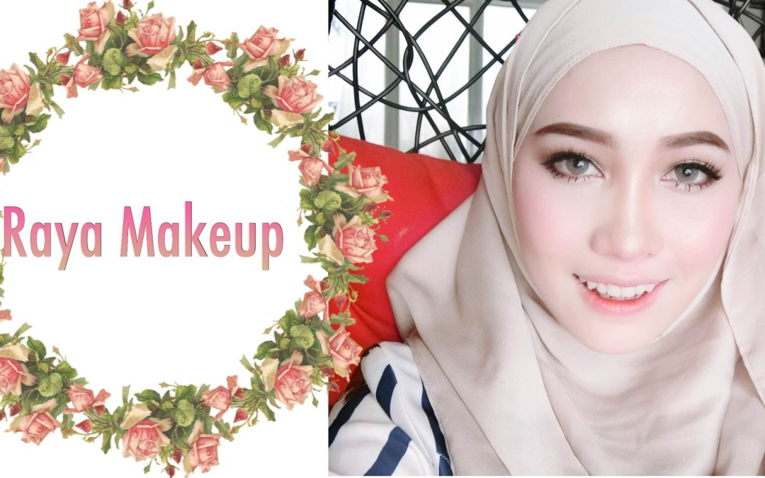Raya Makeup Tutorial | Asyalliee