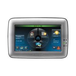 Honeywell Ademco TUXWIFIS Tuxedo Touch Controller w/ Wi-Fi Silver