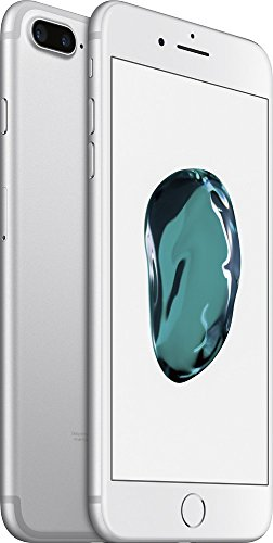 Apple iPhone 7 Plus Unlocked Phone 256 GB – US Version (Silver)