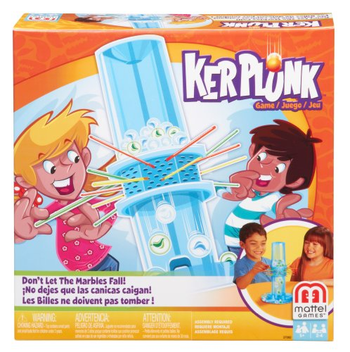 Ker Plunk Game – Don't Let the Marbles Fall