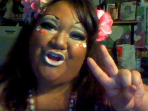 Ganguro Makeup Tutorial