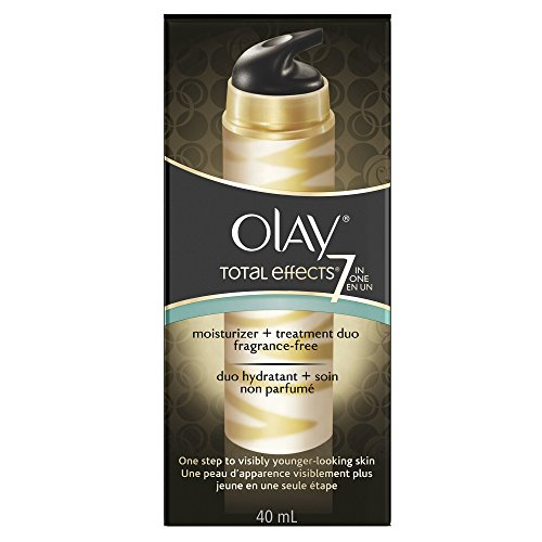 Olay Total Effects 7 In One Moisturizer + Serum Duo With Sunscreen Broad Spectrum SPF 15 Fragrance-Free 1.35 Fl Oz