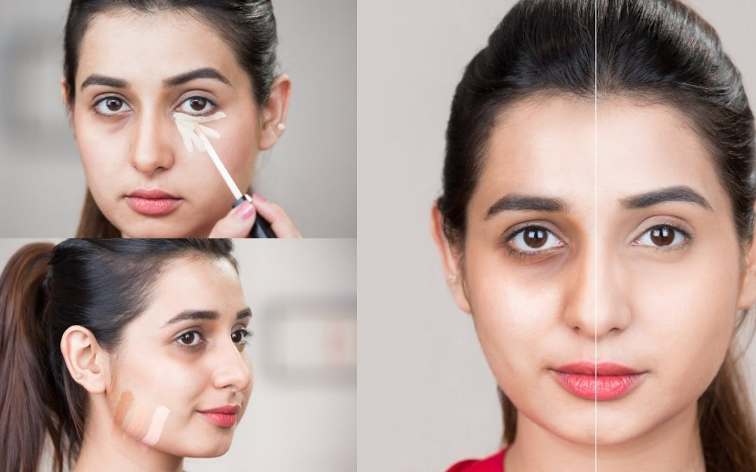 Simple Foundation Makeup Tutorial For Flawless Skin   Base Makeup Tutorial For Beginners