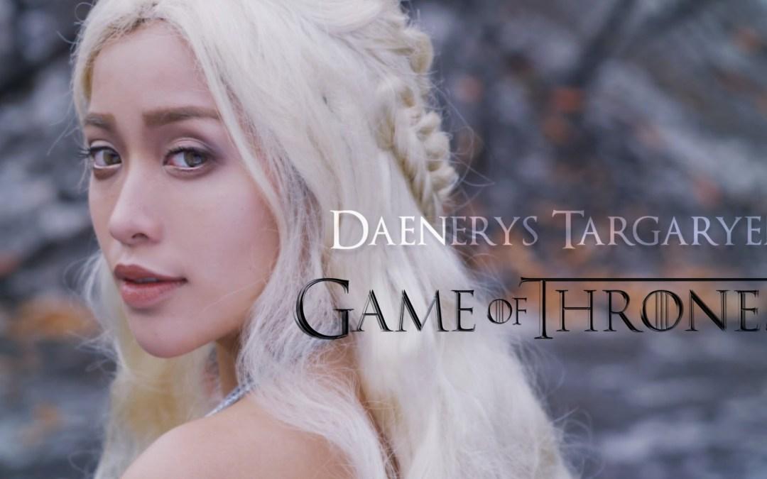 Game of Thrones: Daenerys Targaryen Look