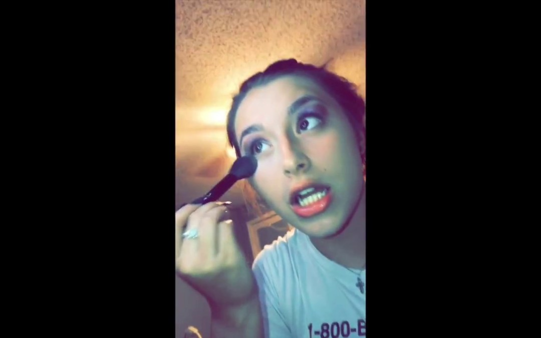 Maria's Make Up Tutorial