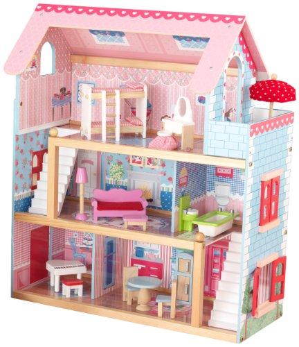 Huge Savings Alert! KidKraft Chelsea Doll Cottage with Furniture