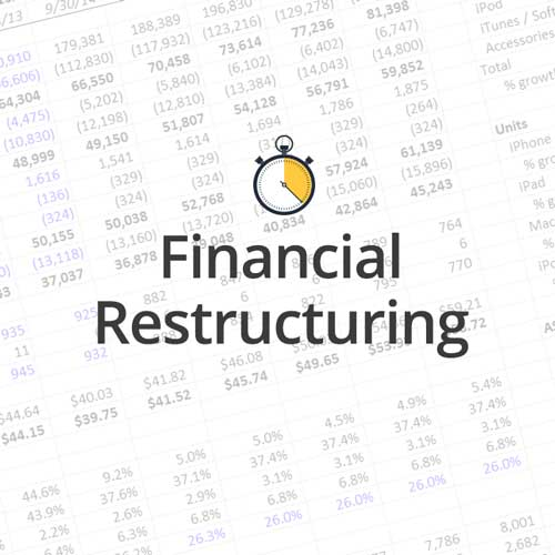 Free Mini Course: Demystifying Financial Restructuring