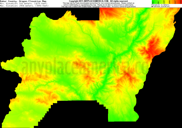 20 Oregon Topographic Map Pictures And Ideas On Meta Networks