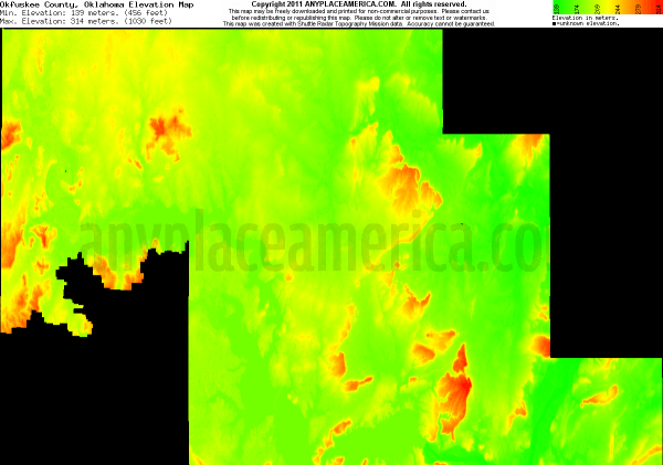 20 Oklahoma County Topographic Maps Pictures And Ideas On Meta Networks