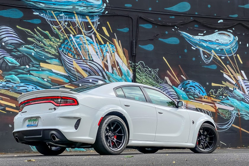 Dodge Charger SRT Hellcat Redeye Widebody 2021