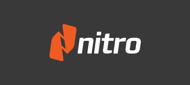 Nitro Software - Go Nitro