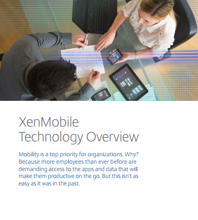 XenMobile Technology Overview - YourDailyTech