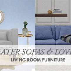 Small Living Room With Sofa And 2 Chairs Ikea Storage Two Seat Hong Kong Leather Seater Fabric Sofas