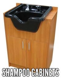 Shampoo Cabinets, Wet Stations | Salon Furniture | CCI Beauty
