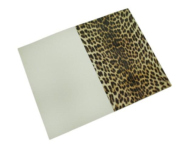 24 Piece Animal Print Tear Disposable Heavy Duty Paper