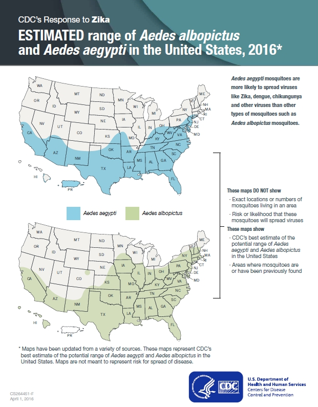 Mosquito Population By State Map : mosquito, population, state, Virus:, Past,, Present,, Future